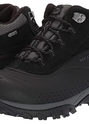 Водонепроницаемые ботинки merrell thermo icefield mid shell 43р.