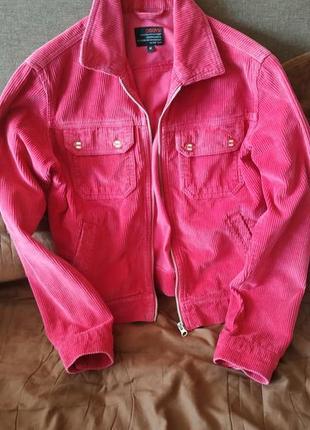 Вельветовая куртка madoc