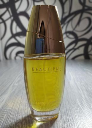 """Парфюмированная вода """" beautiful"""" estēe lauder 75 ml"""