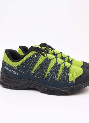 Оригінальні легкі дихаючі кросівки salomon 24 см