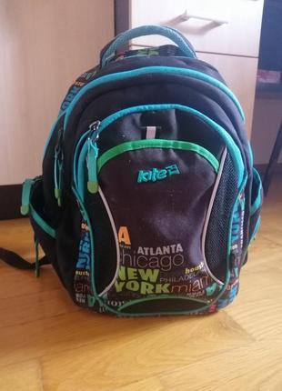 Рюкзак шкільний кайт