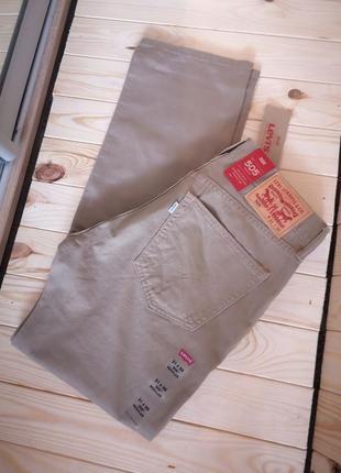 Levi's левайс 505 мужские джинсы новые w 31 l 30