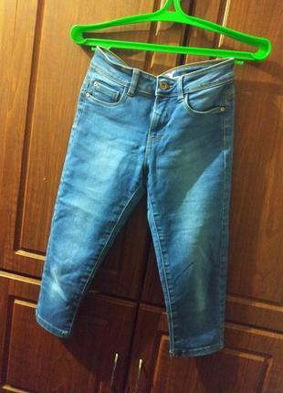 Шорти, бріджі джинсові