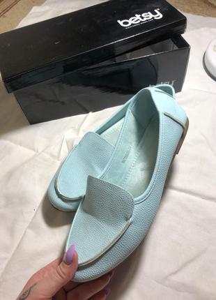 Женские туфли лодочки из искусственной кожи