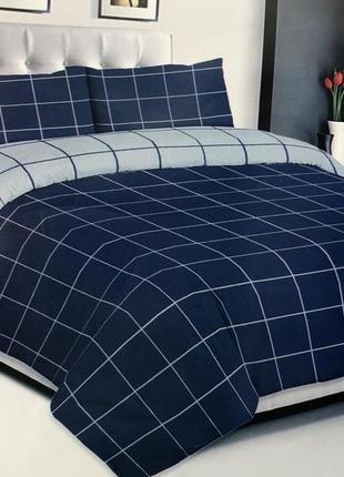 Набор постельного белья «клетка» (1,5; 2)
