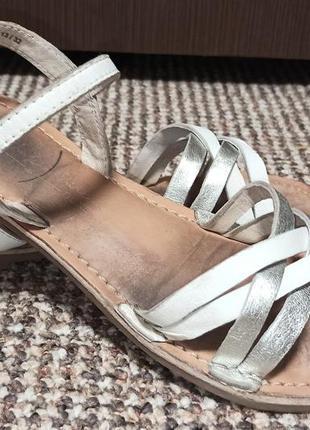 Босоножки сандалии next. размер 31 (стелька 20,5 см) кожа