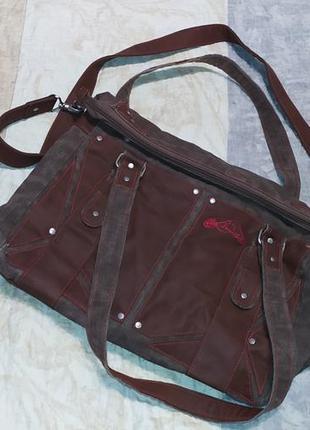Brunotti брендовая сумка 2-х размерная