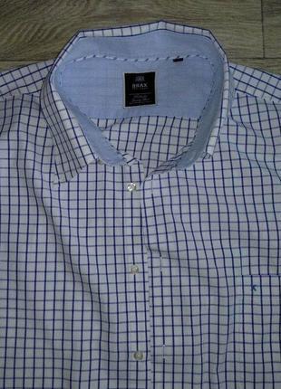 Очень большая мужская рубашка ширина 85 см