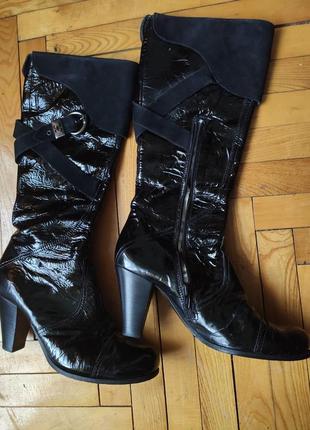 Осінні чоботи