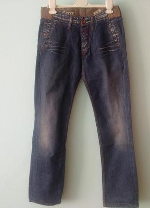 Новые джинсы с декором replay