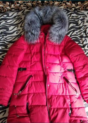 Курточка-пальто зима