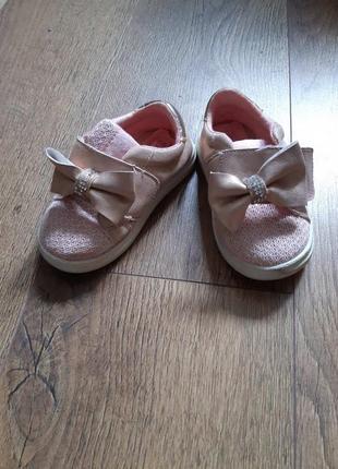 Туфельки фирменные