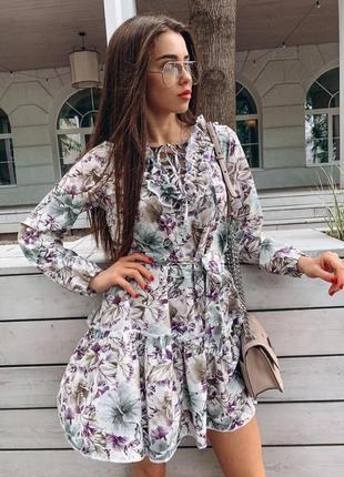 Легкое и воздушное платье свободного пошива 😍🔥
