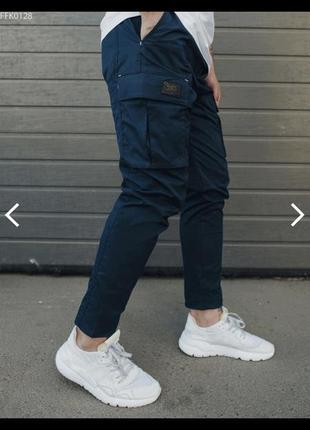 Мужские штаны карго staff