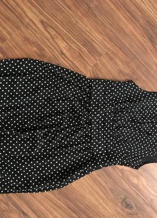 Сукня в горошок