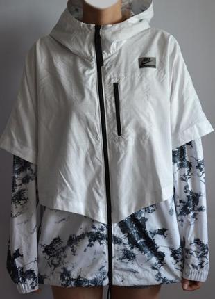 Ветровка анорак куртка nike оригинал женская