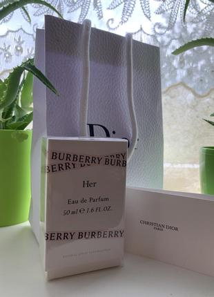 Шикарный женский парфюм burberry