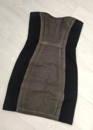 Дуже зручна сукня корсет на резинках