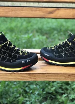 Оригинальные трекинговые кроссовки salewa ms mtn trainer gore-tex