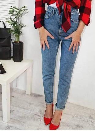 Класичні джинси мом турция