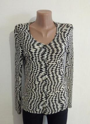 Блузка на гудзиках(блуза на пуговицах)