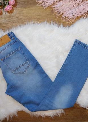 Мужские джинсы oodji w34 l34