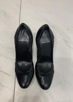 Балетки на каблуке pierre hardy