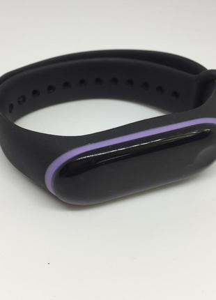 Ремешок для mi band 3 mi smart band 4 xiaomi двухцветный
