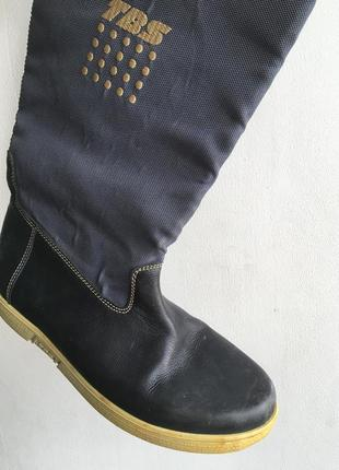 Рабочие ботинки tbs