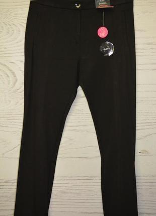Школьные брюки леггинсы для девочки 12-13 лет f&f англия
