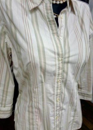 Приятная хлопковая сорочка