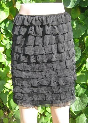 Узкая юбка резинка