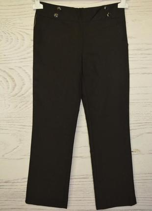 Школьные брюки для девочки 8-9 лет f&f англия