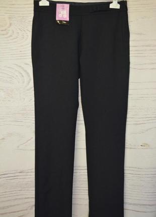 Школьные брюки для девочке 12-13 лет f&f англия