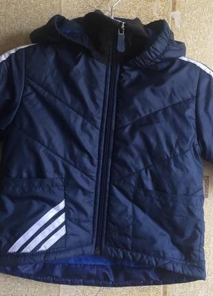 Куртка на малыша