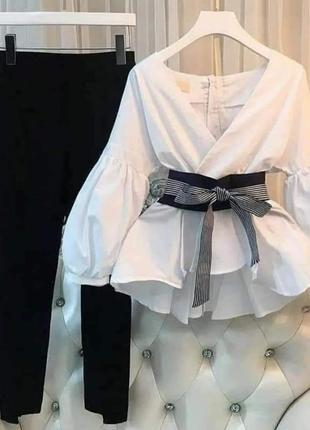 Шикарний нарядный костюм