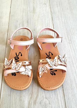 Босоножки,сандали для девочки,i❤sandals