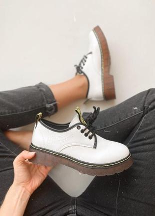 Туфли мартинсы