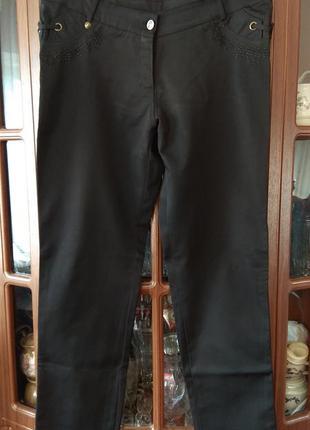 Стильные брюки скини 46-48р.