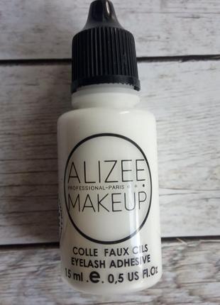 Клей alizee, клей для накладных ресниц alizee