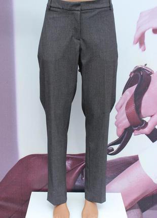 Серые штаны класика h&m