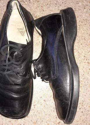 Туфли для мальчика. супер мягкая кожа. италия!