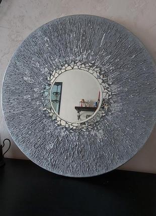 Картина интерьерная зеркало