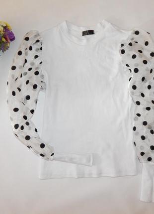 Актуальная блузка итальянская размер м