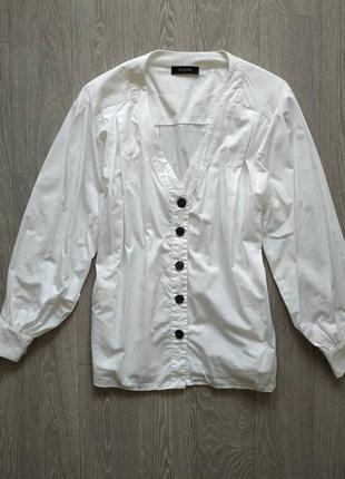 Шикарная котоновая рубашка