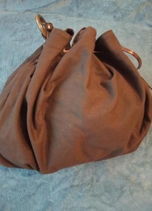 Сумка, торба из ткани, мешок