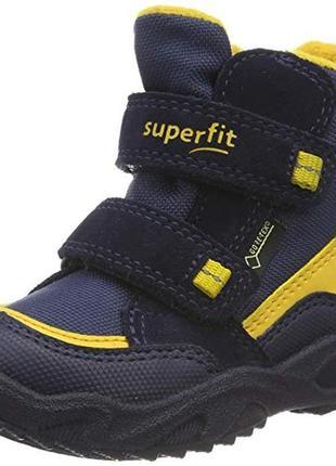 Зимние ботинки superfit glacier 23, 24, 25, 26р.