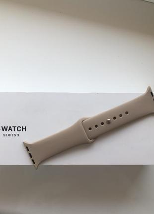 Ремешок sport band для apple watch1 фото