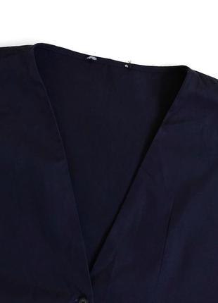 Хлопковая блуза cos рубашка3 фото