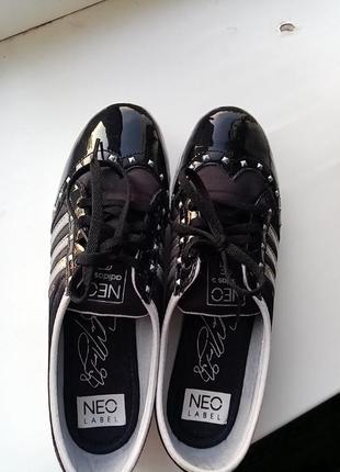 Кроссовки  /мокасины adidas neo selena gomes